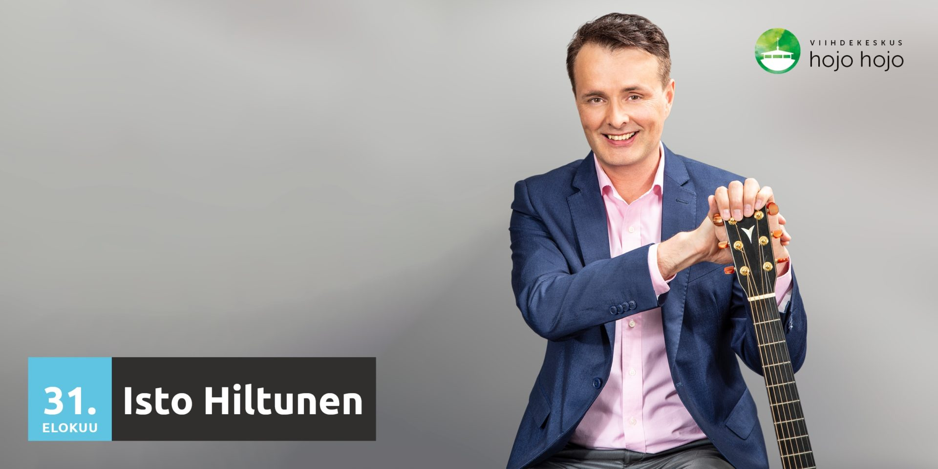 Read more about the article Lauantaina 31.8. Isto Hiltunen